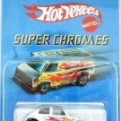 2006 - Mattel - Hot Wheels - Super Chromes - VW Bug - Die-Cast Metal