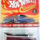 2006 - Purple VW Bus - Hot Wheels Classics - Series 2 - #25 of 30