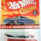 2006 - Orange VW Bus - Hot Wheels Classics - Series 2 - #25 of 30