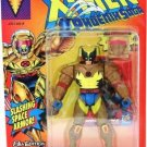 1995 - Toy Biz - Marvel Comics - X-Men - Phoenix Saga - Space Wolverine -  Toy Action Figures