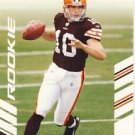 2007 - Brady Quinn - Donruss - Score - NFL Football - Rookie Card #371