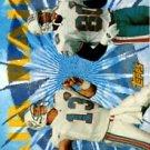 1995 - Dan Marino - Topps - Air Raid - Card # AR8