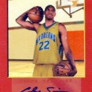 2006 - Cedric Simmons - Topps - Turkey Red - NBA Basketball - Autographed - Rookie Card # TRA-CS