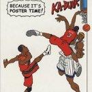 2006 - Dwyane Wade - Topps - Cartoon Comic - Miami Heat - #DWB3