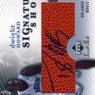 2005/06 - Dwight Howard - Upper Deck - Sweet Spot - Signature Shots - Autographed Card # SS-DH