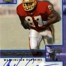 2001 - Rod Gardner - Topps - Topps Reserve - Autographed Rookie Card # TR-RG