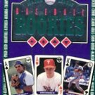 1993 - Bicycle Sports Collection - Major League Baseball - Rookies - Playing Cards