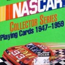 1991 - Hoyle - NASCAR - 1947-1959 - Collector's Series - Series 1 - Playing Cards