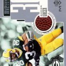 2003 - Ahman Green - Upper Deck - MVP - Souvenirs Game Ball - GB-AB