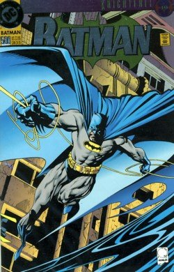 1993 - DC - Batman  - KnightFall 19 - Issue #500 - Comic Book