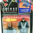 1992 - Kenner - DC Comics - Batman - The Animated Series - Turbojet Batman - Toy Action Figures