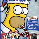 2002 - Spencer Gifts - Universal Studios Company - The Simpsons - Collector Playing Cards