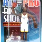 1994 - All-Pro - Big Shot - Chris Webber - College - Bendable - Sports Action Figure
