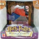 2001 - Warner Brothers - Mattel - Harry Potter - Mirror Vision - Puzzle