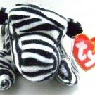 Ty - The Original - Beanie Baby - Ziggy - Zebra - Plush Toys