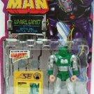 1995 - Toy Biz - Marvel Comics - Iron Man - WhirlWind - Toy Action Figure
