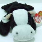 1993 - Ty - The Original - Beanie Baby - Daisy - Cow - Plush Toys