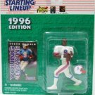1996 - Steve McNair - Action Figures - Starting Lineups - Football - Oilers - Rookie Slu