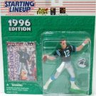 1996 - Kerry Collins - Action Figures - Starting Lineups - Football - Panthers - Rookie Slu