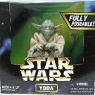 "1997 - Yoda - Action Figures - Star Wars - The Power of the Force - 6"" Action Collection"