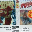 18 Qty - Collector's Pack - Marvel Comics - Assorted Comic Books