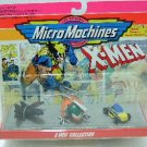 1993 - Micro Machines - Marvel - X-Men Collection