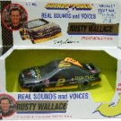 1992 - Road Champs - Sounds of Power - Rusty Wallace - Official Stock Car