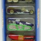 1996 - Mattel - Hot Wheels - 5 Car Gift Pack - Crazy Classics II