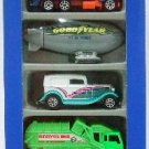 1996 - Mattel - Hot Wheels - 5 Car Gift Pack - City Action
