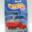 1991 - Peterbilt Dump Truck - Mattel - Hot Wheels - Collector #100