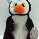1997 - Collectible Coca-Cola Brand - Bean Bag Plush - Peguin - In Chef's Hat