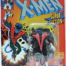 1993 - Toy Biz - X-Men - The Original Mutant Super Heroes - Night Crawler - Super Suction