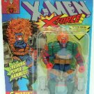 1993 - Toy Biz - Marvel Comics - X-Men - The Uncanny - The Original Mutant Super Heroes  - Grizzly
