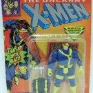 1993 - Toy Biz - Marvel Comics - X-Men - The Uncanny - The Original Mutant Super Heroes - Cyclops