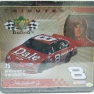 2000 - Upper Deck - Racing - Tributes - #8 Dale Earnhardt Jr. - Lunch Box / 25 Trading Card Set
