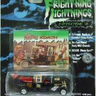 1999 - Johnny Lightning - Fright'ning Lightnings - Episode Two - 4  Car - Die-cast Metal Set