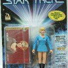 1997 - Playmates - Star Trek - The Original Series - Christine Chapel - Toy Action Figure