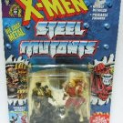 1994 - Marvel Comics - X-Men - Steel Mutants - Spy Wolverine vs. Omega Red - Die Cast Metal