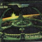 1993 - Sky Box - Paramount Pictures - Star Trek - Master Series - Deep Space Nine - Card # S-1
