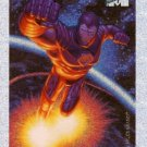 1994 - Marvel - Masterpieces - Iron Man - Limited Edition - Holofoil - #5 of 10