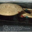 1993 - Star Trek - The Next Generation - 7th Anniverary - Collector's Edition - Starship Enterprise