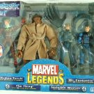 2005 - Toy Biz - Marvel Comics - Legends - Fantastic Four - (Variant) Multi-Pack