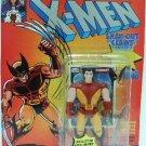 1991 - Toy Biz - Marvel Comics - X-Men - Wolverine - 1st Edition - Matching Card