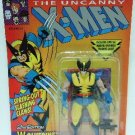 1993 - Toy Biz - Marvel Comics - X-Men - 2nd Edtion - Wolverine - Matching Card