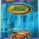 1999 - Johnny Lightning - .Com Racers - Y2K VW Bus - Die-cast Metal Cars