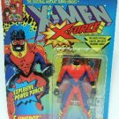 1994 - Toy Biz - X-Men - The Original Mutant Super Heroes - X-Force - Sunspot