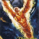 1996 - Marvel - Masterpieces - Human Torch - Devries - Canvas - #9 of 22
