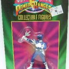 "1993 - Ban Dai - Mighty Morphin - Power Rangers - 3"" Blue Collectible Figure"