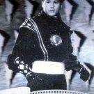 1995 - Fleer Ultra - Power Rangers - The Movie - The Black Ranger - Hologram - #6 of 12