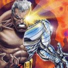 1995 - Marvel - Fleer Ultra - X-Men - Alternate X - Cable - #5 of 20
